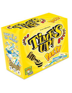 Time's Up Party (Spanish)