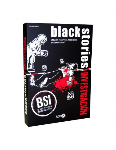 copy of Black Stories: Edición...
