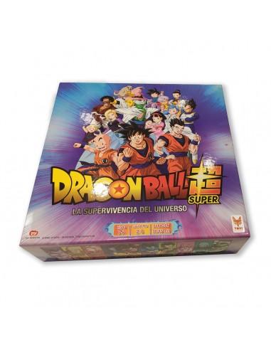 Dragon Ball Super. La Supervivencia...