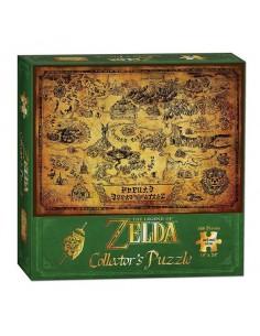 Puzzle Zelda Hyrule Map 550...