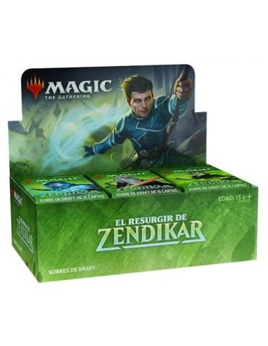 El Resurgir de Zendikar. Booster...