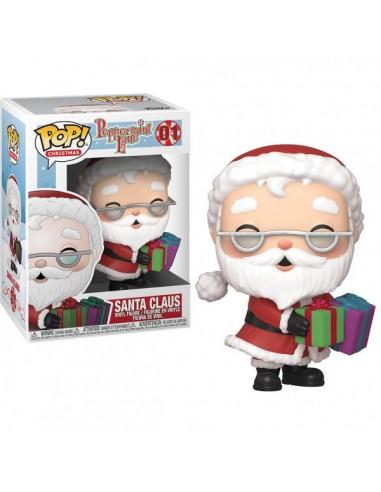 Pop Santa Claus. Peppermint Lane