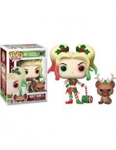Harley Quinn con Ayudante