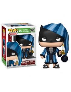 Batman como Ebenezer Scrooge