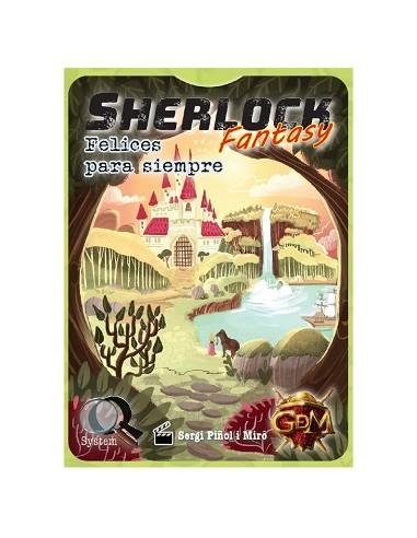 Sherlock. Felices para Siempre