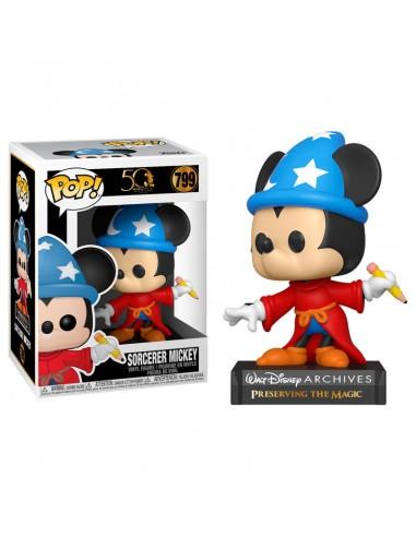 Pop Mickey Hechicero