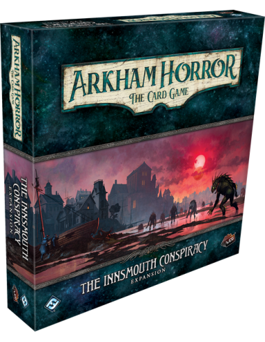 Arkham Horror. The Innsmouth...