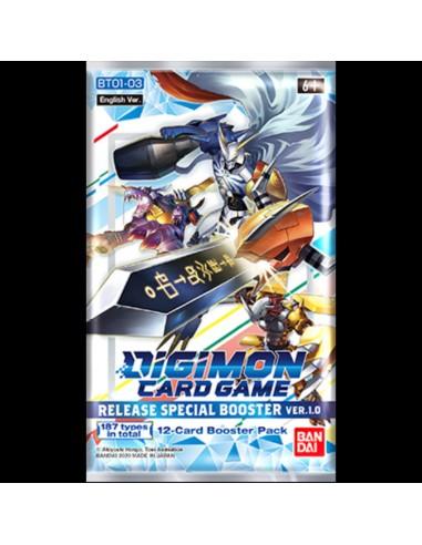 RESERVA Digimon Release Special...