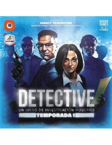 Detective - Temporada 1