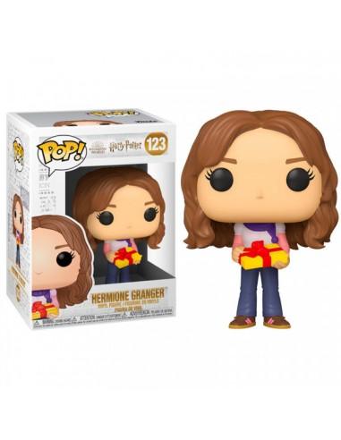 Pop Hermione Granger Navidad. Harry...