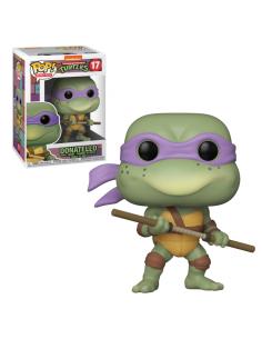 Pop Donatello. Tortugas Ninja