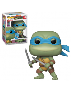 Pop Leonardo. Ninja Turtles