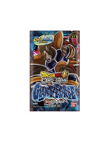 Draft Box 6 Giant Force Booster Pack