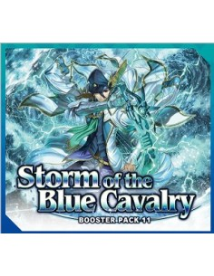 Storm of the Blue Cavalry:...