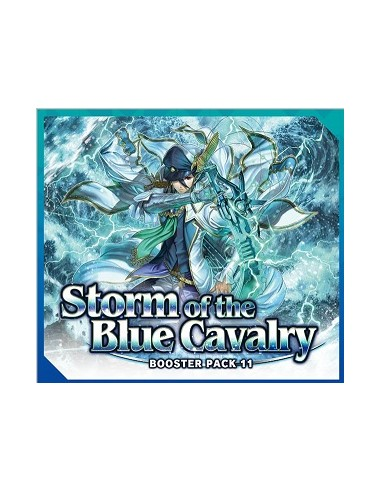 Storm of the Blue Cavalry: Sobre