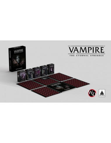 Vampire: The Eternal Struggle Fith...