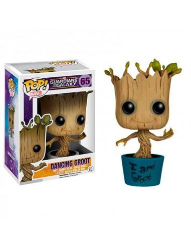 Dancing Groot. Maceta 'I am Groot'