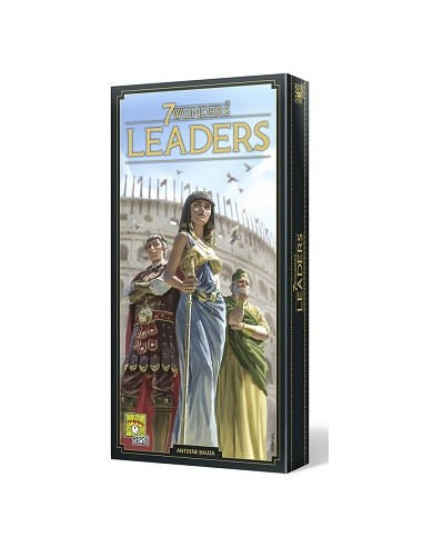 7 Wonders. Expansion Leaders. New...