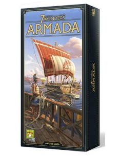 7 Wonders. Armada. New Edition