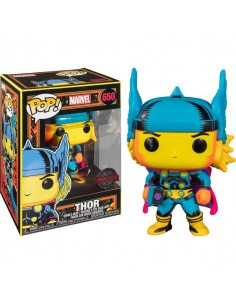 Pop Thor. Marvel Black Light