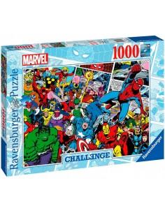 Puzzle Marvel. Challenge...