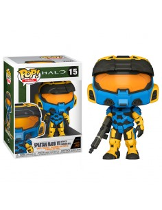 Pop Spartan Mark VII. Halo