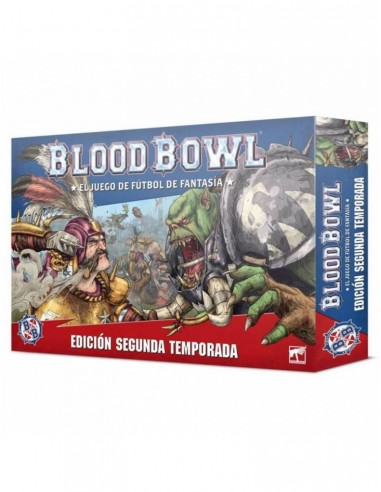 Blood Bowl. Second Season Edition...
