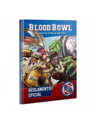 Blood Bowl. Official Rulebook (Spanish)