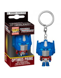 Llavero Pop Optimus Prime....