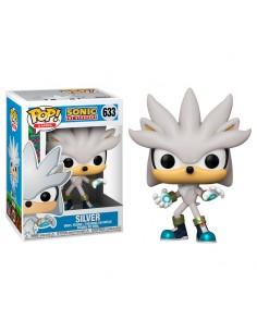 Pop Silver. Sonic the Hedgedog