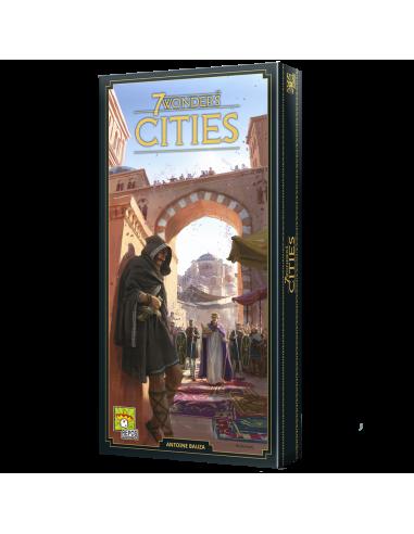 7 Wonders. Expansión Cities (Nueva...