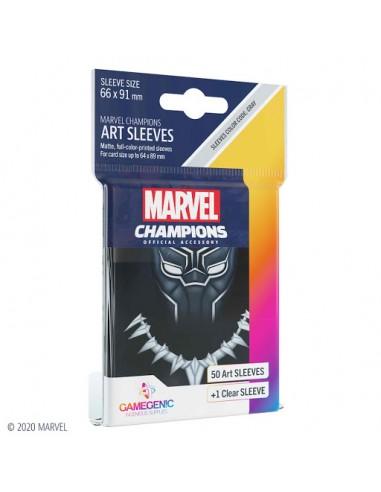 Sleeves Black Panther. Marvel...
