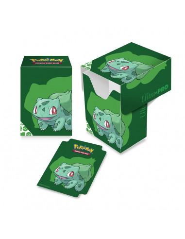 Deck Box Bulbasur. Pokémon TCG. UltraPro