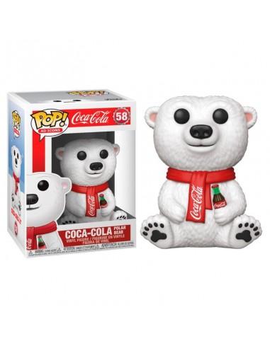 Pop Polar Bear. Coca-Cola