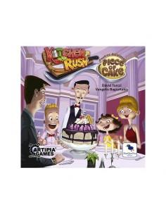 Kitchen Rush. Piece of Cake