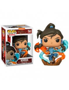 Pop Korra. The Legend of Korra