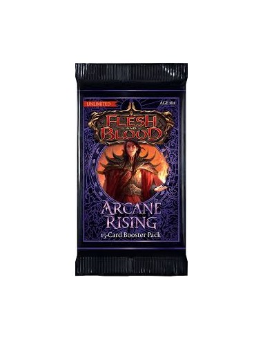 Flesh and Blood Booster Pack (15...