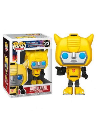 Pop Bumblebee. Transformers