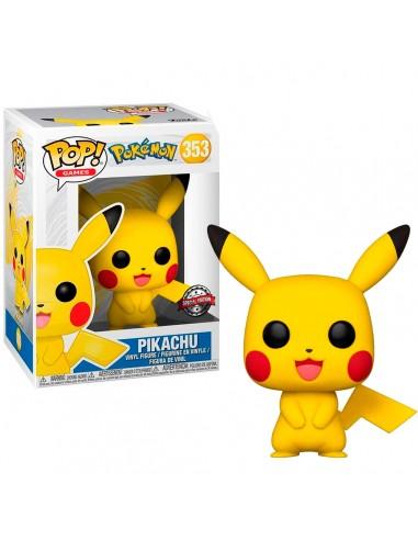 Pop Pikachu. Pokémon