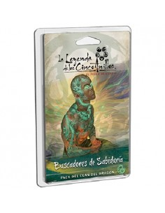 L5R Lcg: Seekers Of Wisdom....