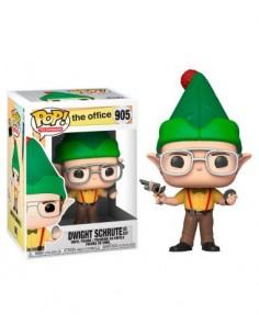 Dwight Schrute como Elfo....