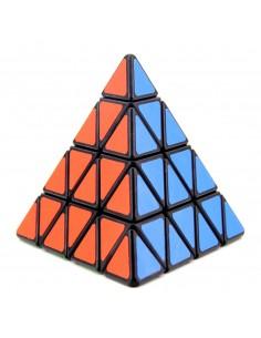 Pyraminx 4x4x4 Black Body....