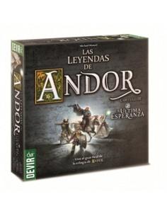 Leyendas de Andor. La...