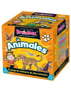 Brain Box Animales