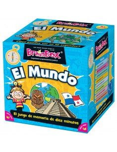 Brain Box El Mundo