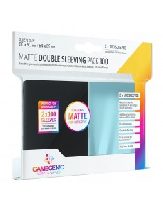 MATTE DOUBLE SLEEVING PACK