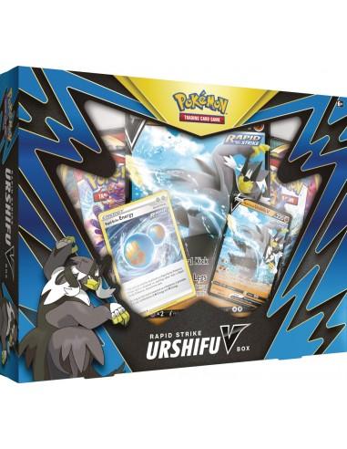 PREORDER Urshifu V Box. Rapid Strike....