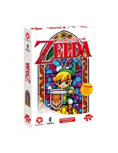 Puzzle Zelda Link Héroe de...