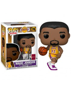 Magic Johnson. Lakers