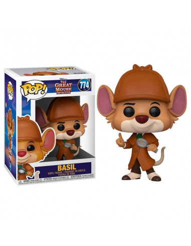 Pop Basil. The Great Mouse Detective